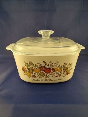 Corning Ware Spice of Life 3 quart Casserole with Cover