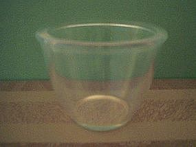 Fry Glass 6 oz Custard Cup