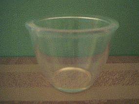Fry Glass 6 oz Custard Cup