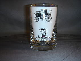 Libbey Old Coach  Juice Glass 7oz.  short
