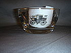 Libbey Old Coach Dessert Bowl 7oz.
