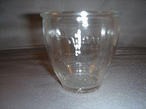 Hygeia Crystal Measure Cup 2 1/2 ounce