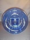"Hazel Atlas Ritz Blue Mixing Bowl 7 1/2 """