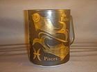 Federal Zodiac Mug Pisces