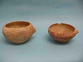 Early Bronze Age I Pottery Bowls