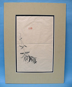 Japanese Woodblock Print by Toyohara Kunichika