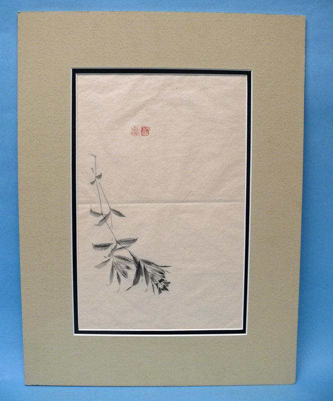 Japanese Woodblock Print by Toyohara Kunichika