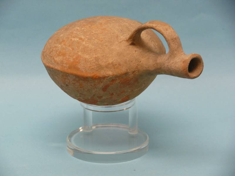 Iron Age II - III Pottery Flask