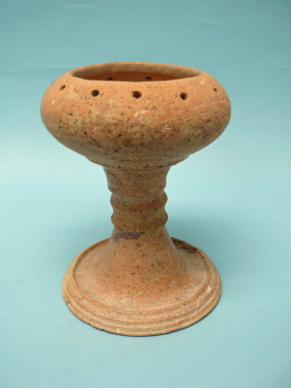Iron Age II Fenestrated Pottery Chalice