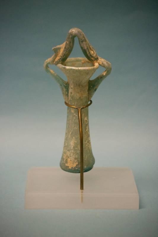 Roman Glass Single Unguentarium