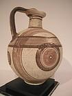 Cypriot Bichrome Trefoil Oinoche