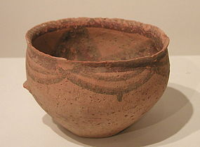 Chinese Pottery Neolithic Bowl