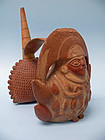Chimu Lambayeque Pottery Whistle