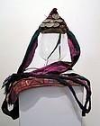 Bedouin Handmade Textile Headdress, Negev Desert Region