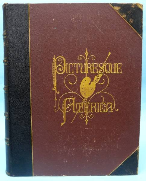 Picturesque America, Vol. I & II, William Cullen Bryant