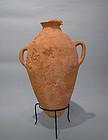 Middle Bronze Age II Transport Amphora & Ladle