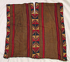 Nazca Textile Camelid Tunic