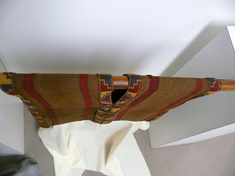 Nazca Textile Camelid Tunic