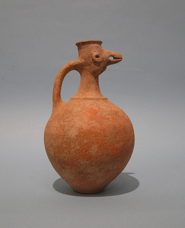 Persian Avian Pottery Juglet