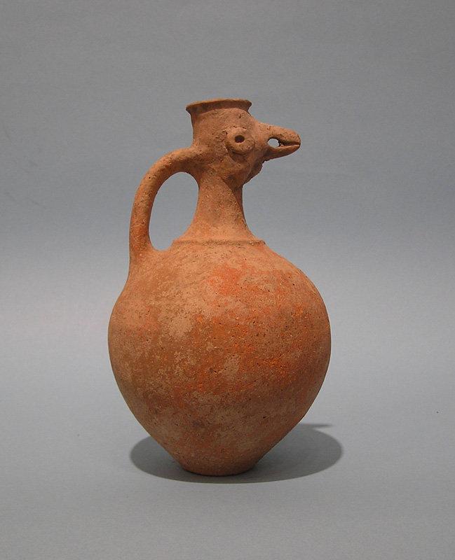 Persian Avian Pottery Juglet