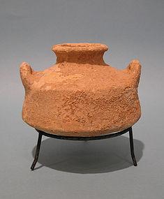 Iron Age I Pottery Pyxis Time of King David