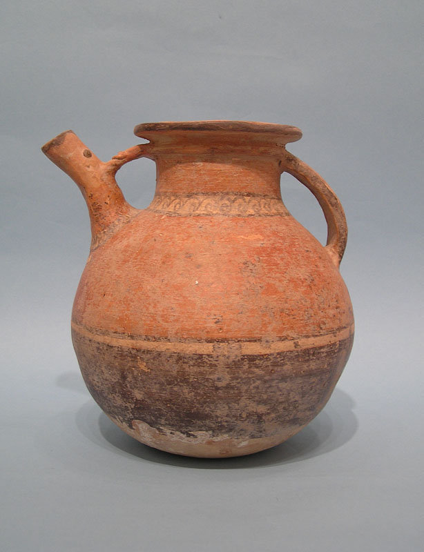 Indus Vallery Civilization Pottery Zoomorphic Jug