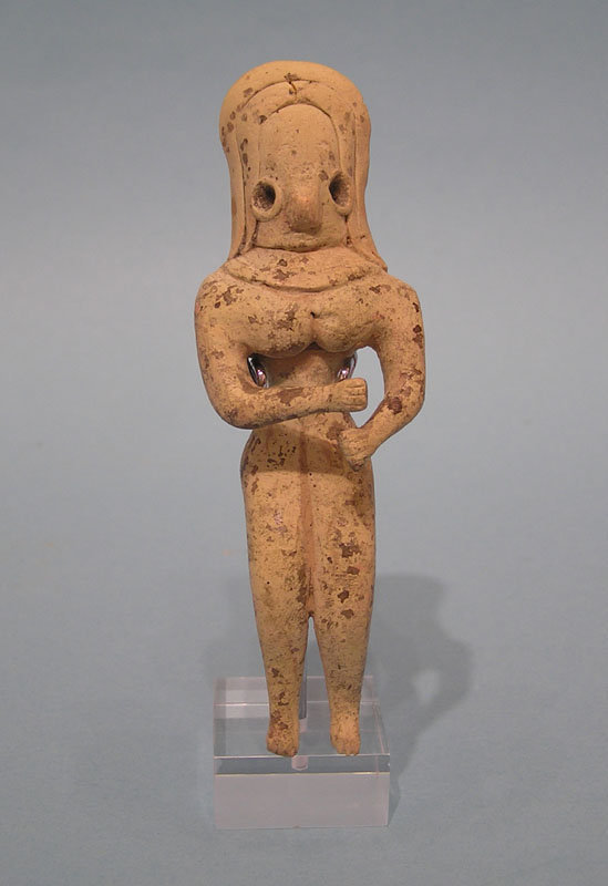 Indus Valley Civilization Bird Faced Goddess Astarte