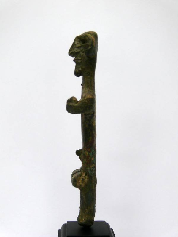 Middle Bronze Age II Bronze Canaanite God