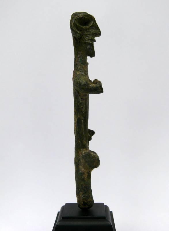 Middle Bronze Age II Bronze Canaanite God