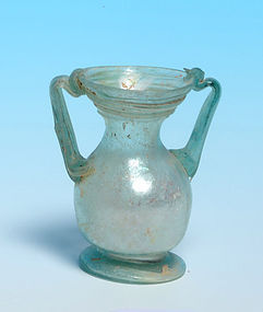 Roman Glass Amphora