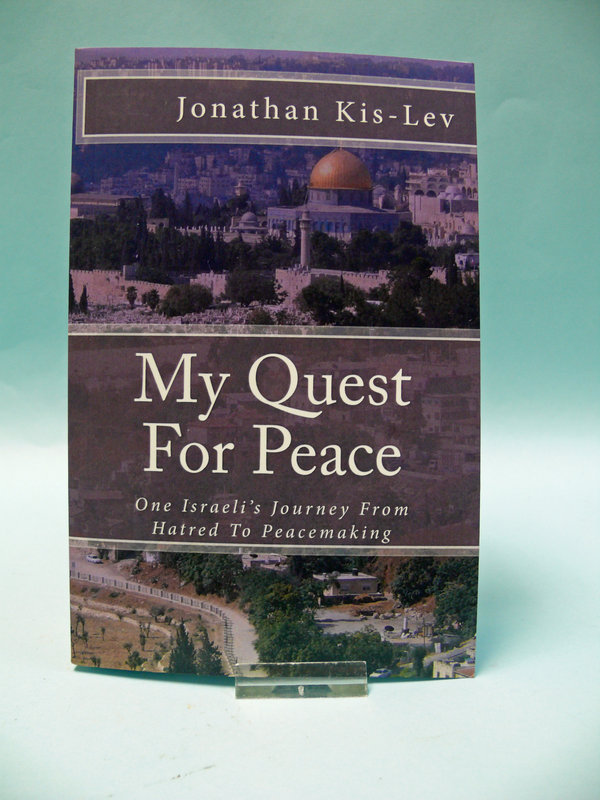 Jerusalem of Gold with Bright Green Trees by Jonathan Kis-Lev
