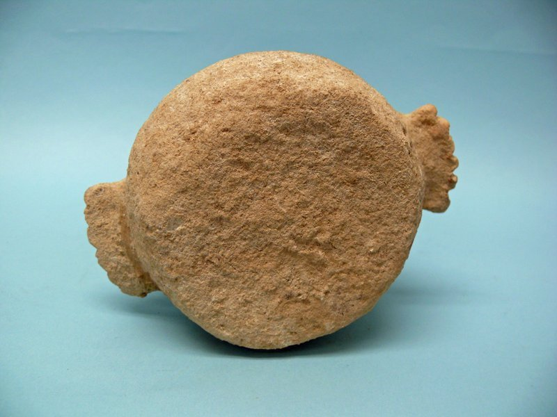 Chalcolithic Buff Pottery Flange Juglet