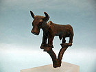 Canaanite Late Bronze Age Sacred Bronze Bull, Time of Abraham