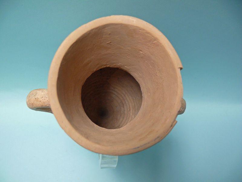 Iron Age II Israelite Pottery Wine Amphora