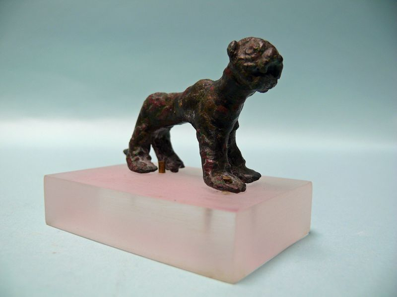 Early Bronze Age Figure of a Lion