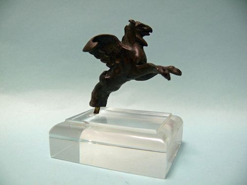 Miniature Roman Winged Griffin
