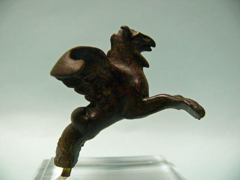 Miniature Roman Winged Griffin