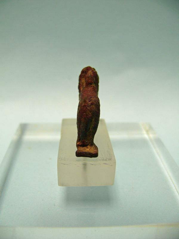 Luristan Bronze Finial of a Lion