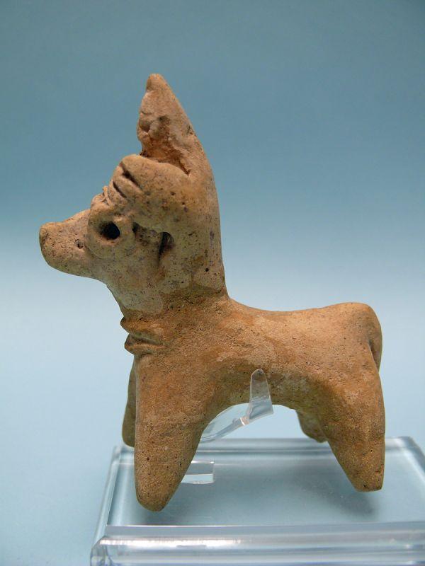 Syro Hittite Terracotta Idol on Horse