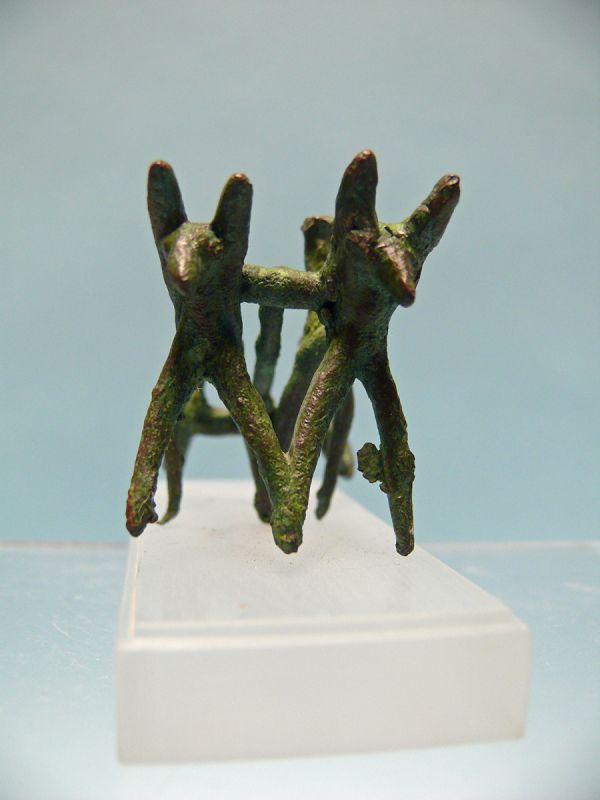 Luristan Bronze Chariot, 7th Century BCE
