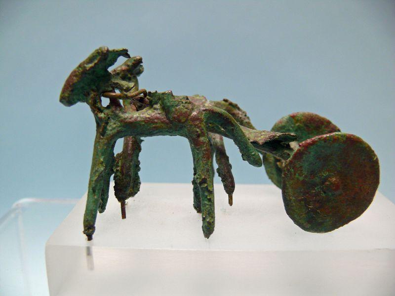 Luristan Bronze Chariot