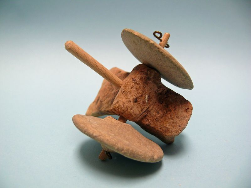 Iron Age I Terracotta Chariot, Israelite Period