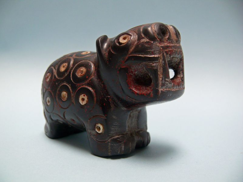Western Asiatic Stone Roaring Panther