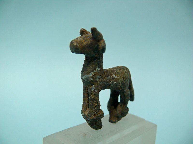 Iron Age Bronze Miniature Bull