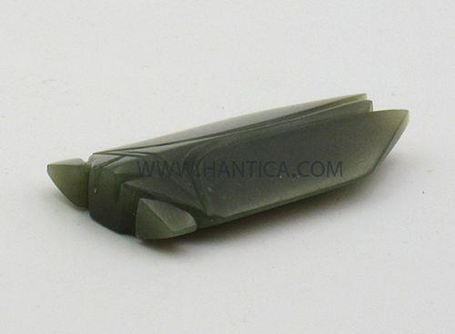 Jade Cicada, Late Qing or Republic period