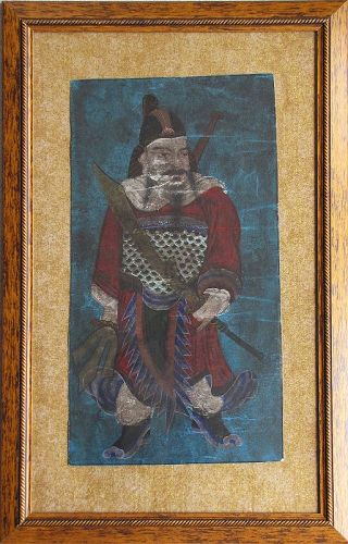 Attributed Portrait of Navy General 忠武� ���(���1545-1598)