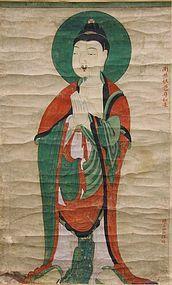 Very Rare and Large Standing Buddha; Tathagata