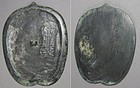Very Rare koryo Lotus Petal-Shape Bronze Mirror