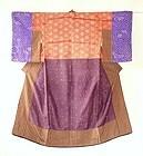 Japanese Antique Textile Hagi-isho Itajime