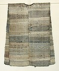 Japanese Antique Textile Cloth of Sakiori Sodenashi